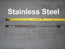 "17 inch 40lb Stainless Steel NP Gas Spring Strut Shock 17.2"" 40# 17"" 17.2 in SS"