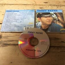 Jimmy Payne - Pieces of Life 2000 Jasmine Cd