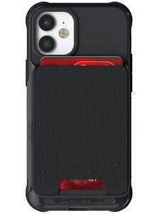 Magnetic Wallet iPhone 12 / mini / Pro / Pro Max Case Ghostek Exec Card Holder