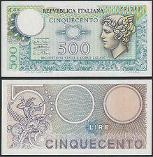 1974 Lire 500 Testa di Mercurio 14-02-1974 FDS Rif.BI 555 Cat.Alfa € 5,00