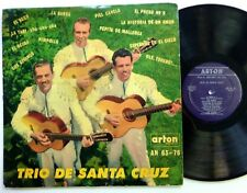 Trio e SANTA CRUZ LP ISRAEL press Cha Cha Bolero    #1711