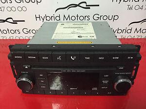 RADIO CD PLAYER DODGE NITRO JEEP WRANGLER REF 05064055AK