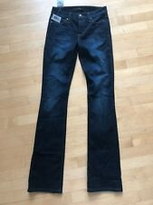 Joes Joe's Jeans Slim Fit Starlet Slim Fit Mini Boot Cut Dark Wash Size 26 NWT