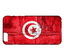 Coque iPhone 7 Drapeau TUNISIE 07