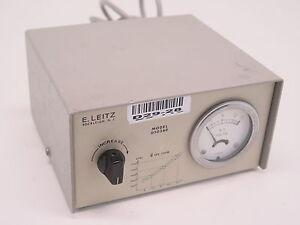 E. Leitz 050260 Illumination Transformer Power supply 1173