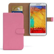 Bolso para Samsung Galaxy Note 3 case cartera, funda protectora, funda, protección rosa