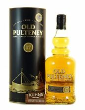 Old Pulteney 17 Jahre Highland Single Malt Scotch Whisky 0,7l, alc. 46 Vol.-%