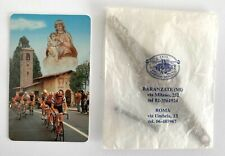 Madonna del Ghisallo Protector of Cyclists Medal. New.  To Mount on Bicycle