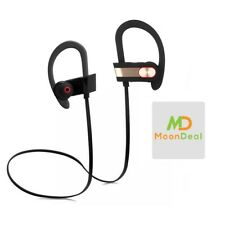 Motorola Moto Z Play Wireless Sport Bluetooth Headset,Sweatproof, EarHook.
