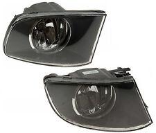 For BMW E92 E93 328i Pair Set of Front Left & Right Fog Light Assemblies ZKW OEM