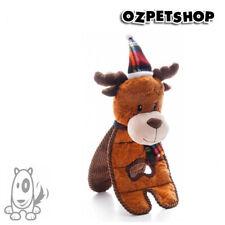 Christmas Cuddle Tug Dog Toy - Reindeer