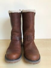 LADIES TIMBERLAND NELLIE BOOTS SIZE 5.5 TAN NEW