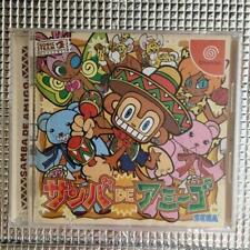 Samba De Amigo Ver. 2000 (Sega Dreamcast, 2000) from Japan