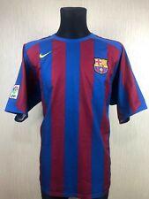 BARCELONA 2005/2006 HOME FOOTBALL SOCCER JERSEY SHIRT NIKE AUDLT SIZE XL