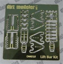 1:24 Dirt Car - Lift Bar Kit - Dirt Late Model/Modified