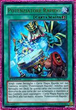 POTENZIATORE RAPIDO CBLZ-IT065 Magia Ultra Rara in Italiano YUGIOH