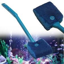 Aquarium Cleaning Tool Algae Cleaner Clean Brush Fish Tank Maintenance Blue Ga