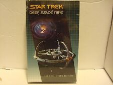 Star Trek Deep Space Nine Looking For Parmach,Nor The Battle (NEW)