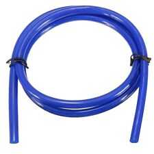 1M Tuyau Durite Carburant Essence 5mm I/D 8mm O/D Bleu Pour Honda Suzuki Yamaha