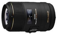 Sigma 105mm F2.8 EX DG OS HSM Macro Lens in Canon EOS fit (UK Stock) BNIB