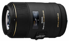 Sigma 105mm F2.8 EX DG OS HSM Macro Lens in Nikon AF fit (UK Stock) BNIB