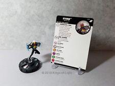 Storm - 034 Marvel X-Men Xavier's School HeroClix Miniature Rare