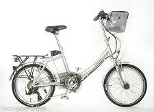 PEDELEC MOVENA AFH20 BIS ZU 150 km REICHWEITE Klapprad Faltrad 20 Zoll E-Bike