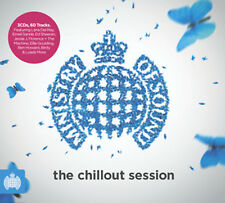 Various Artists : The Chillout Session CD (2012)