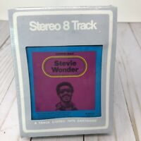 Stevie Wonder Looking Back 2 Double Tape Set 8 Track Tape Sealed Motown Records