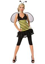 ADULT HONEY BEE COSTUME WOMEN SIZE MEDIUM (8-10)