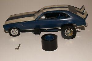 Revell 1971-72 Ford Pinto Funny Car, Original Kit