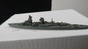 1:1200 Metal German Navy Luetzow