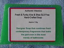 Unbranded Aloe Bar Soaps