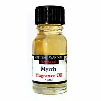Scented Fragrance Oils For Home Oil Warmers Burners Diffuser - 10ml MYRRH