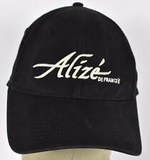 Black Alize DeFrance Alcoholic beverage Embroidered baseball hat cap adjustable