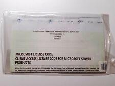 Windows Server 2003 Standard R2 RDS /Terminal Server 75 Cal Device Geräte 75Cals