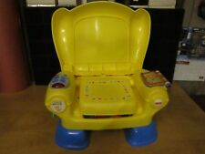 Smart Stages Chair Fisher-Price Laugh and Learn Toy for Baby Toddler Kids-USED
