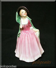 ROYAL DOULTON Mirabel Figurine M68 - Retired 1949 - Miniatures Series