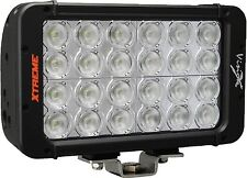 "4WD Vision X 8"" XMITTER PRIME XTREME LED BAR BLACK 24 5W LED'S 40° BEAM"