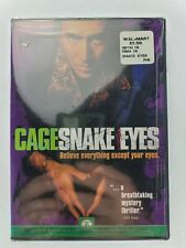 Snake Eyes Dvd Nicholas Cage New Sealed