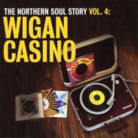 Various - The Golden Age Of Northern Soul Vol 4 - Wigan Casino NEW CD