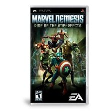 Marvel Nemesis Rise Of The Imperfects Sony For PSP UMD 1E