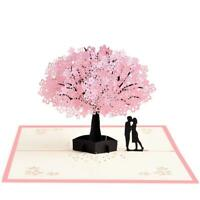 Handmade Pop Up Romantic Birthday, Anniversary, Dating Card for Husband, Wi C3F8
