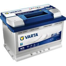 Batería coche VARTA Start-Stop EFB N70 70Ah 760A Antes VARTA E45
