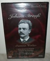 DVD STRAUSS - FAMOUS WORKS - NUOVO NEW