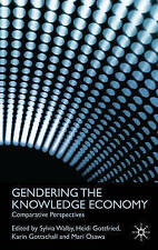 Gendering the Knowledge Economy: Comparative Perspectives-ExLibrary