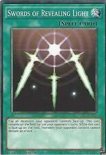 YU-GI-OH CARD: SWORDS OF REVEALING LIGHT - YGLD-ENA24 - 1st EDITION