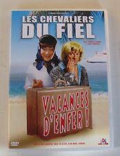 DVD LES CHEVALIERS DU FIEL - VACANCES D'ENFER