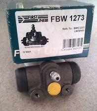 PEUGEOT 405 ESTATE REAR WHEEL CYLINDER 88-97 FIRSTLINE FBW1273