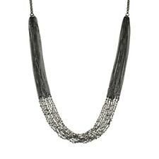 NEW! SIMPLY VERA WANG Necklace Multi Chain & Beaded FREE SHIPPING! $50